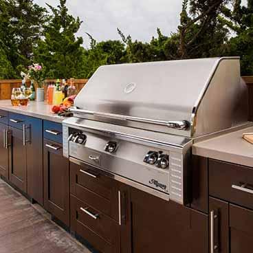 danver outdoor kitchens