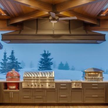 vail colorado kitchen design