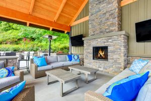 outdoor kitchen designs and plans